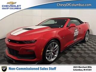 2020 Chevrolet Camaro 2SS Convertible