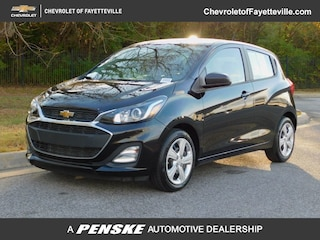 2019 Chevrolet Spark LS Car