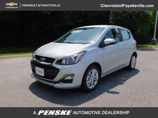 2020 Chevrolet Spark 1LT Automatic Hatchback