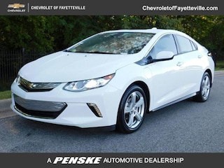2017 Chevrolet Volt LT Car