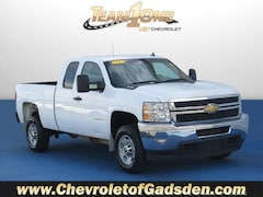 2012 Chevrolet Silverado 2500HD Work Truck Extended Cab Truck Extended Cab