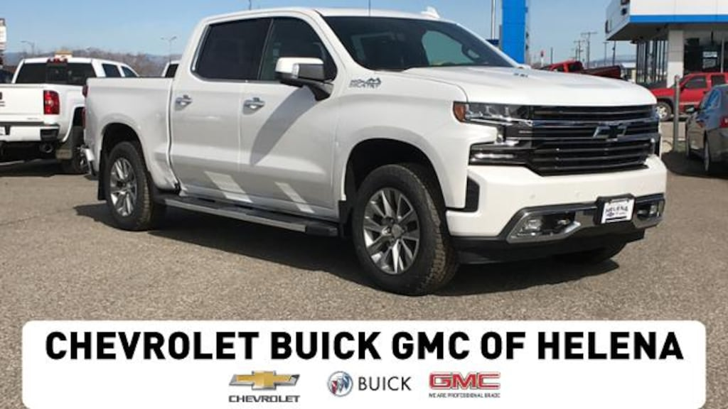 New 2019 Chevrolet Silverado 1500 Truck Crew Cab High