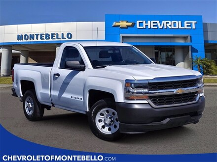 2018 Chevrolet Silverado 1500 WT Truck
