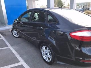 2015 Ford Fiesta SE Car