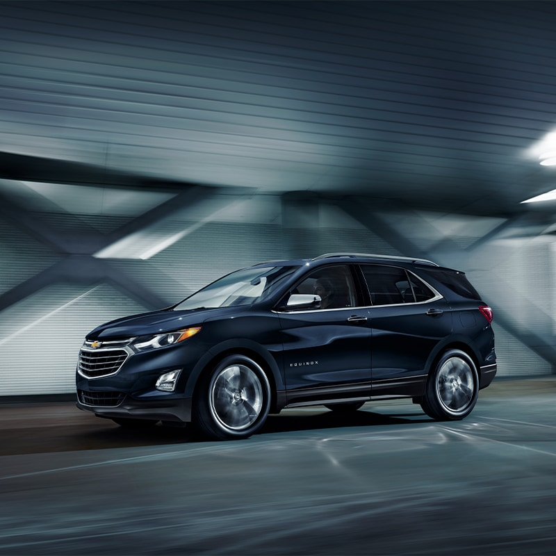 3 Main Benefits of Using OEM parts for your vehicle at Chevrolet of New Bern | 2020 Chevrolet Equinox driving through tunnel