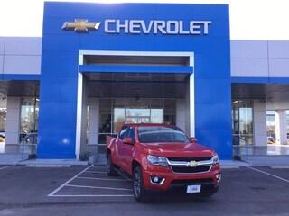 2018 Chevrolet Colorado 2WD LT Crew Cab Pickup