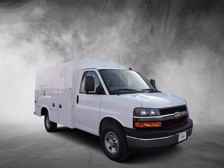 2020 Chevrolet Express Commercial Cutaway Others Specialty Vehicle