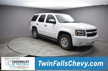 2011 Chevrolet Tahoe Commercial SUV