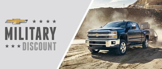 Military Discount Chevrolet Of Wayzata