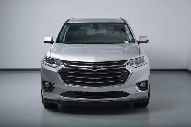 Used 2018 Chevrolet Traverse Premier with VIN 1GNERKKW7JJ171503 for sale in Wayzata, Minnesota