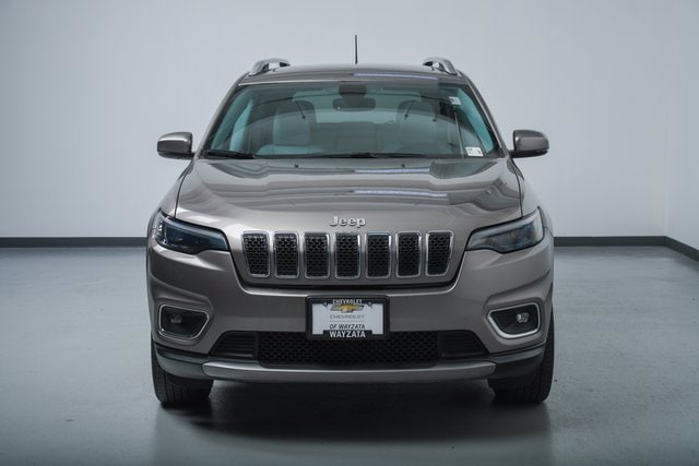 Used 2019 Jeep Cherokee Limited with VIN 1C4PJMDX0KD126008 for sale in Wayzata, Minnesota