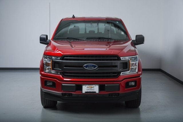 Used 2020 Ford F-150 XL with VIN 1FTEW1E46LFB61086 for sale in Wayzata, Minnesota