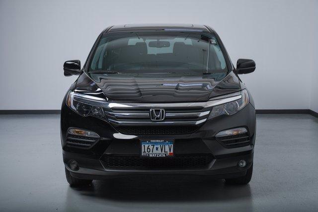 Used 2016 Honda Pilot EX-L with VIN 5FNYF6H58GB120578 for sale in Wayzata, Minnesota