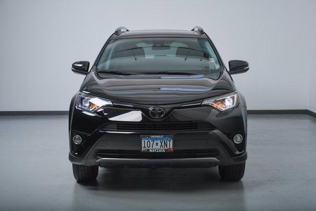 Used 2017 Toyota RAV4 XLE with VIN 2T3RFREV7HW675561 for sale in Wayzata, Minnesota