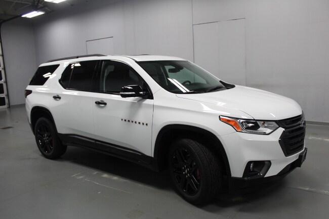 New 2020 Chevrolet Traverse Fwd Premier For Sale In Peoria Il