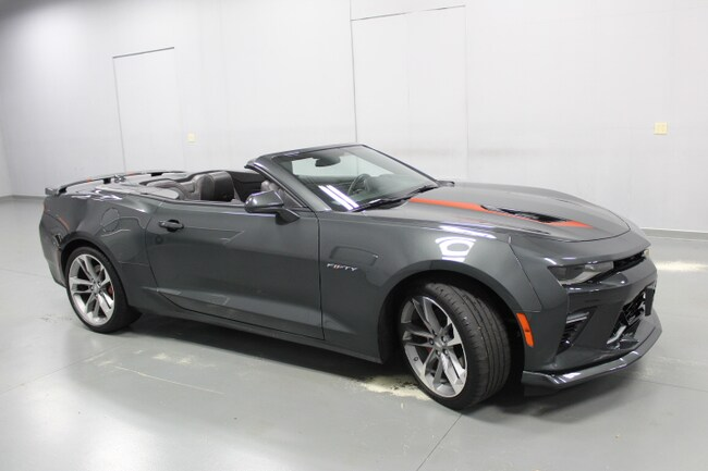 Used  2017 Chevrolet Camaro SS Convertible in Peoria IL