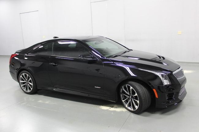 Used  2016 CADILLAC ATS-V Base Coupe in Peoria IL
