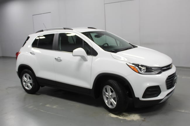 New 2019 Chevrolet Trax Fwd Lt For Sale In Peoria Il Serving