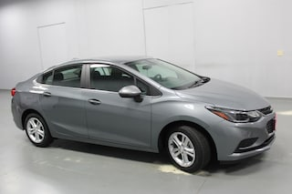 2018 Chevrolet Cruze 1.4L LT W/1SD Sedan