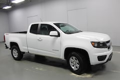 2017 Chevrolet Colorado 4WD EXT CAB 128.3 WT Truck Extended Cab