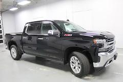2020 Chevrolet Silverado 1500 4WD Crew CAB 147 LTZ Truck Crew Cab