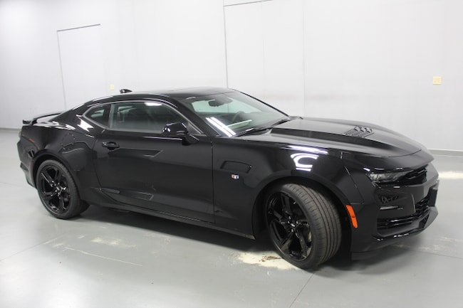 New 2019 Chevrolet Camaro SS W/2SS Coupe in Peoria IL