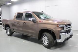 2019 Chevrolet Silverado 1500 4WD Crew CAB 147 LT Truck Crew Cab