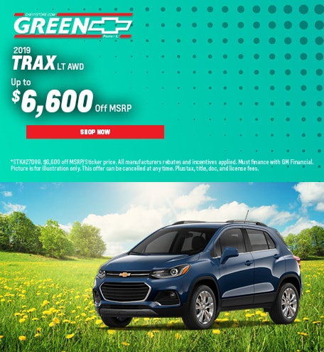 2019 Trax June Offers