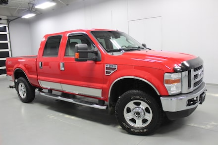 2008 Ford F-350 Crew CAB King Ranch SRW Truck Crew Cab