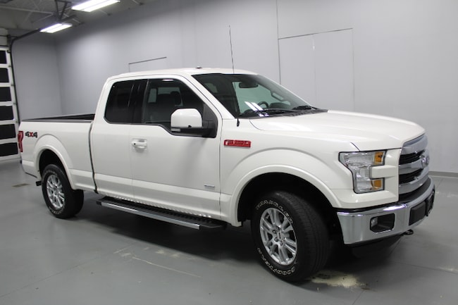 Used  2015 Ford F-150 Lariat Truck SuperCab Styleside in Peoria IL