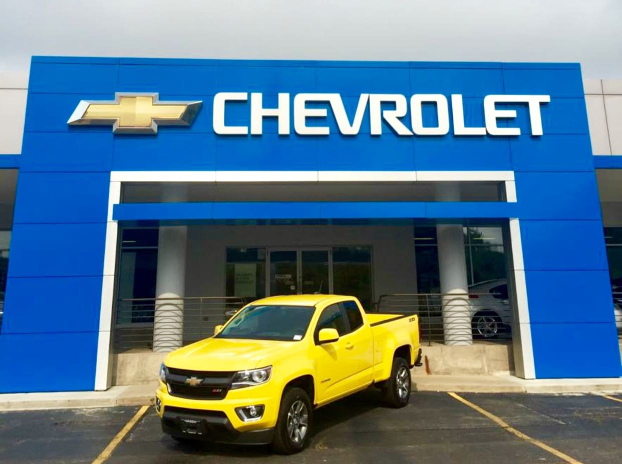 About Green Chevrolet | Peoria Chevrolet Dealer | Serving Washington