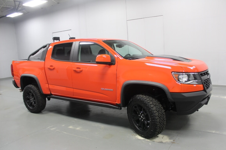 2019 Chevrolet Colorado Truck Crew Cab