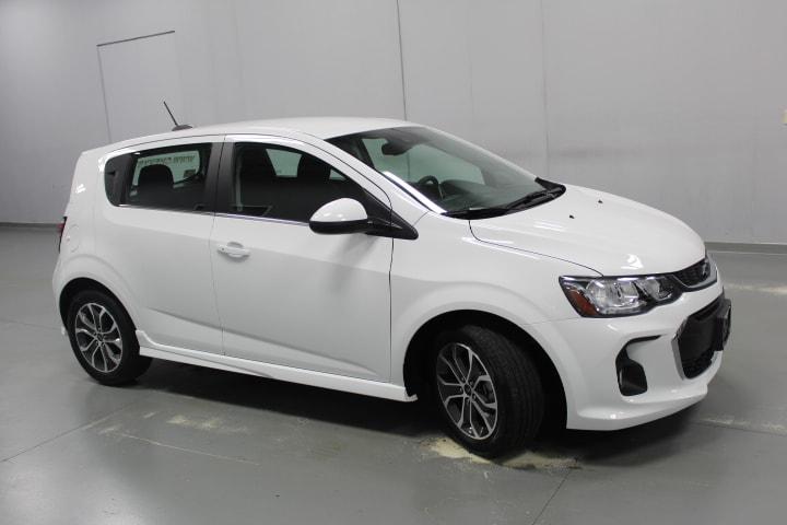 2019 Chevrolet Sonic Hatchback