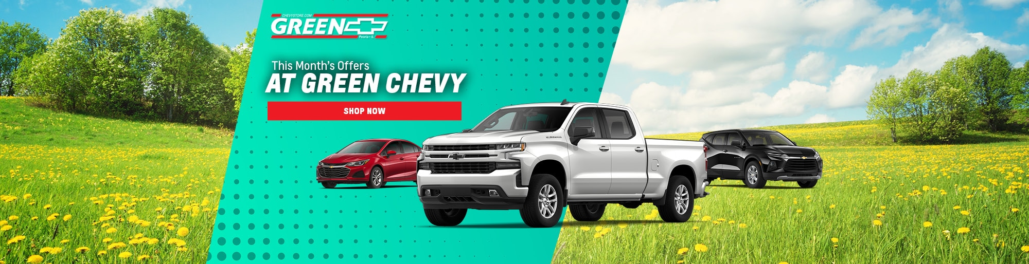 Car Dealerships Peoria Il >> Green Chevy Dealer Peoria | New & Used Car Dealership ...