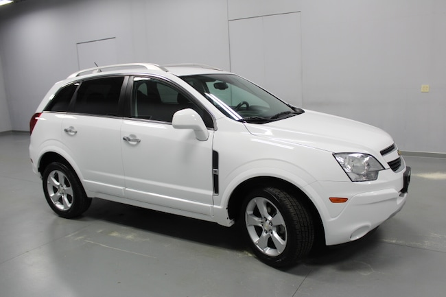 Used 2014 Chevrolet Captiva Sport Lt For Sale In Peoria Il Serving