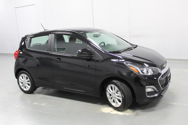 New 2019 Chevrolet Spark Hb Cvt Lt W1lt For Sale In Peoria Il
