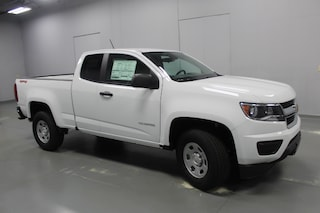 2019 Chevrolet Colorado 4WD EXT CAB 128.3 Work T Truck Extended Cab