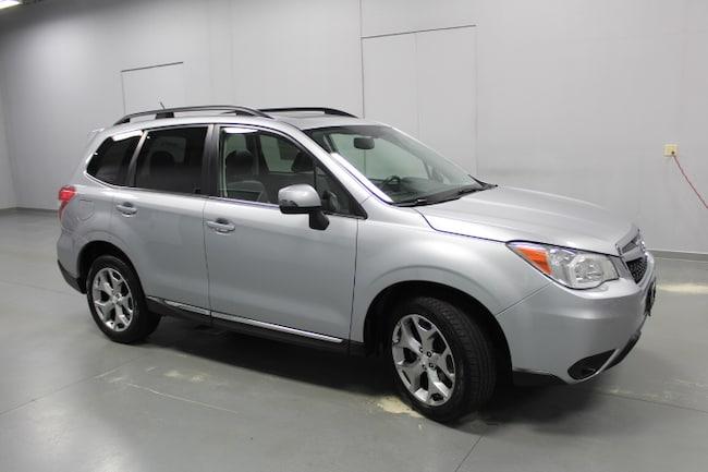 Used  2015 Subaru Forester 2.5i Touring SUV in Peoria IL