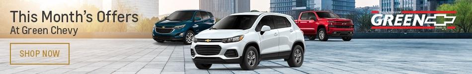 Inventory | Green Chevrolet