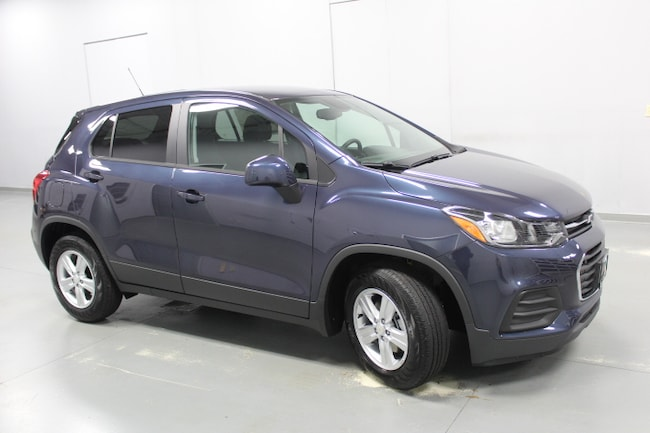New 2019 Chevrolet Trax Fwd Ls For Sale In Peoria Il Serving
