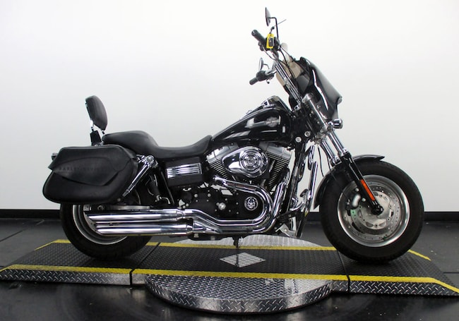 Used 2010 Harley-Davidson Dyna Fat Bob FXDF Dyna For Sale near Chicago, IL