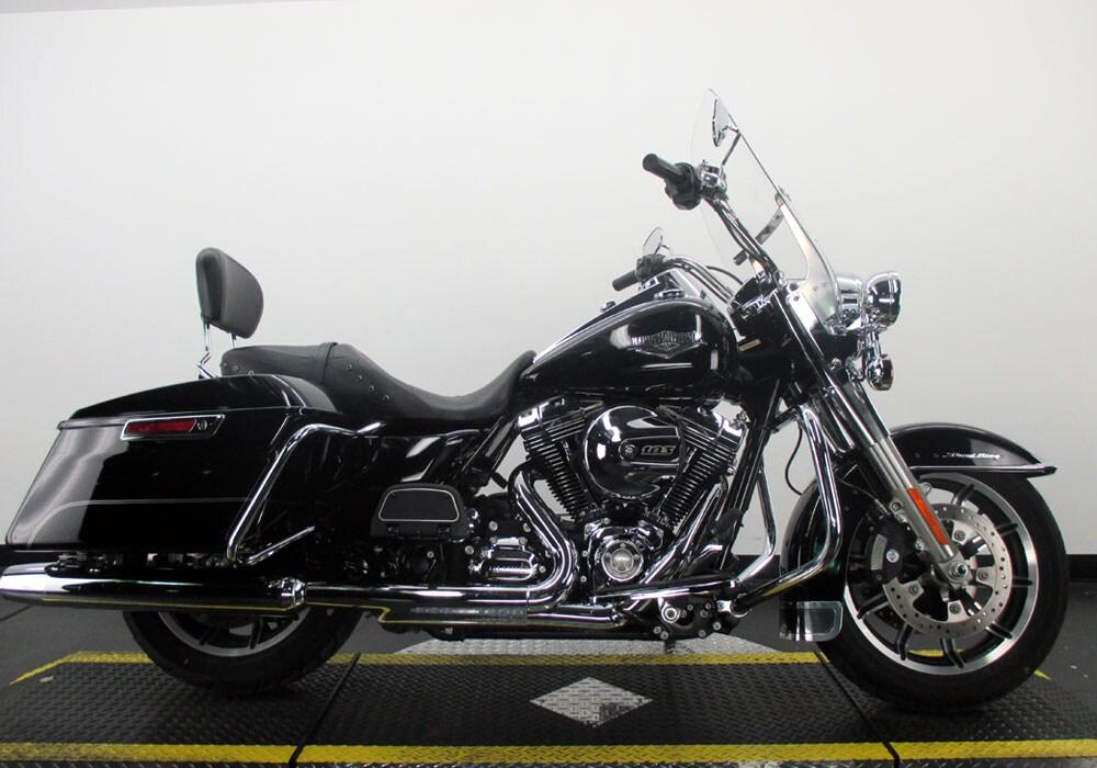 2015 Harley-Davidson Road King FLHR Touring