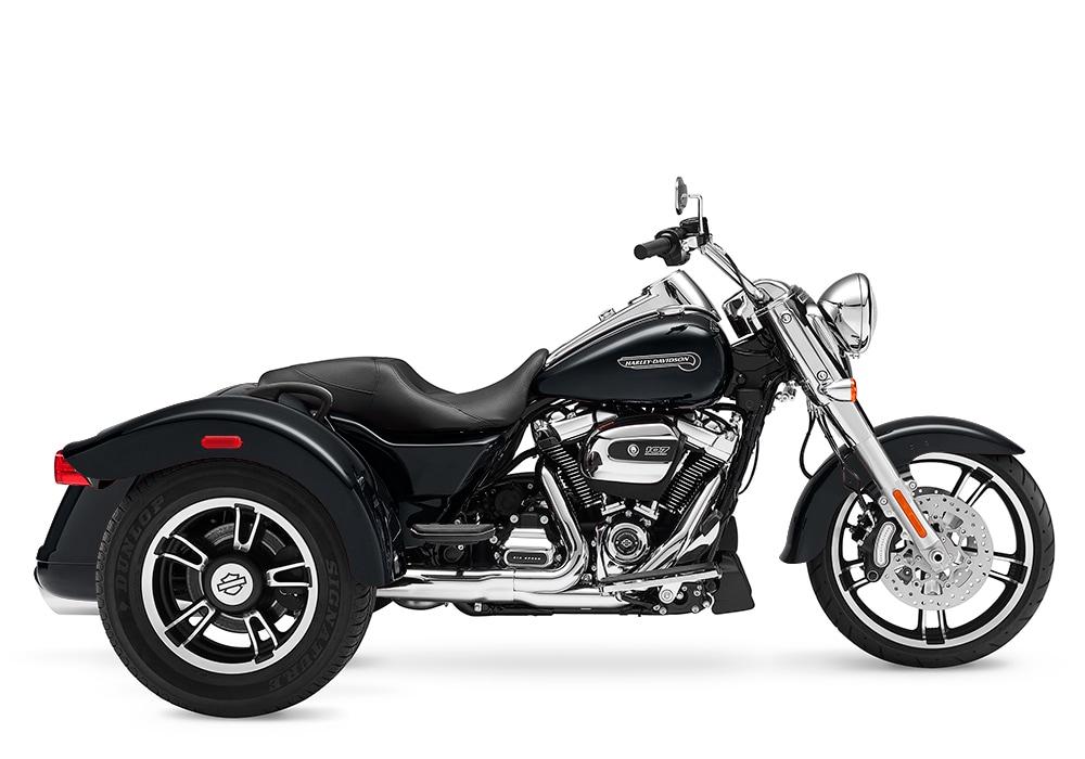 2017 Harley-Davidson Freewheeler FLRT Trike