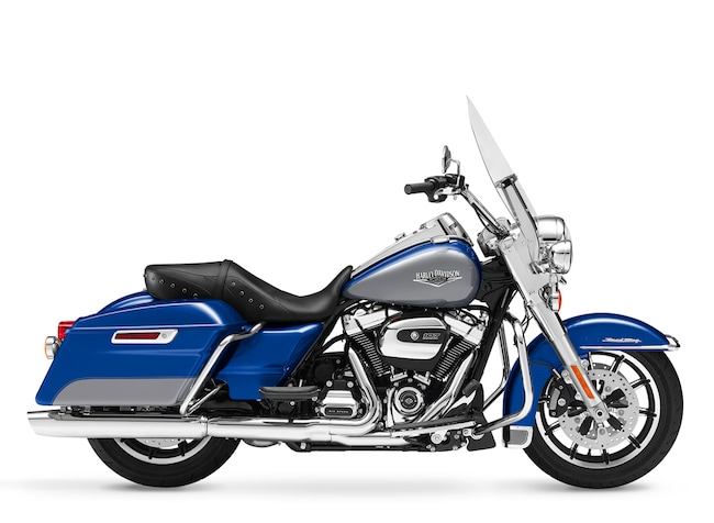 New 2017 Harley-Davidson Road King FLHR Touring For Sale near Chicago, IL