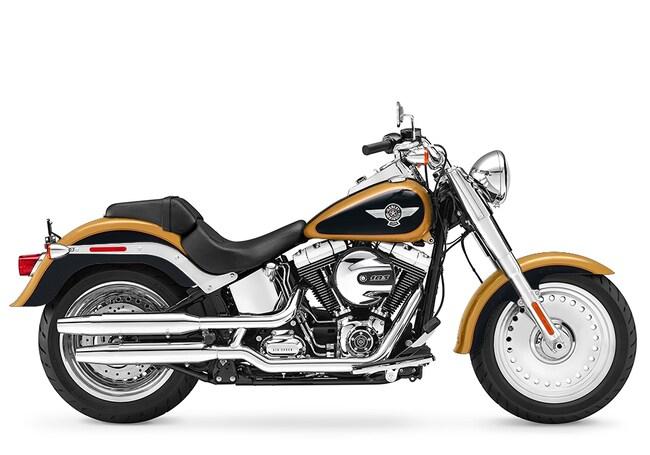 New 2017 Harley-Davidson Softail Fat Boy FLSTF Softail For Sale near Chicago, IL