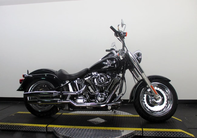 Used 2013 Harley-Davidson Flstf Softail For Sale near Chicago, IL
