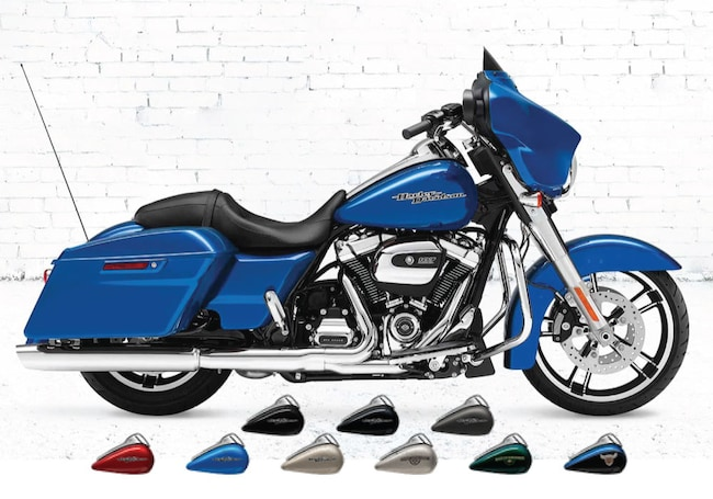New 2018 Harley-Davidson Street Glide FLHX Touring For Sale near Chicago, IL