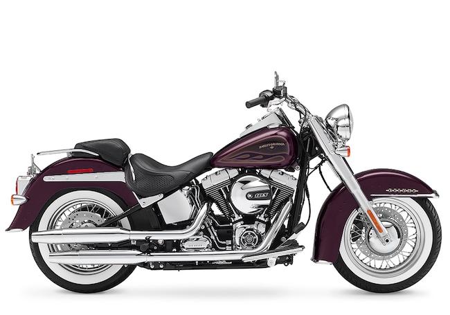 New 2017 Harley-Davidson Softail Deluxe FLSTN Softail For Sale near Chicago, IL