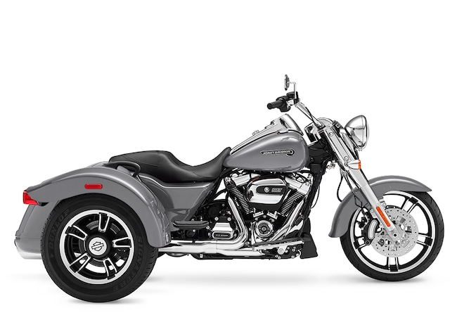 New 2017 Harley-Davidson Freewheeler FLRT Trike For Sale near Chicago, IL