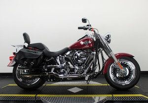2016 Harley-Davidson Softail Fat Boy FLSTF